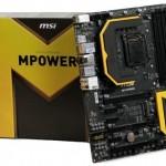 MSI Z87 MPower — материнская плата для Intel Haswell с 16-фазным питанием
