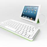 Logitech представила проводные клавиатуры для iPad
