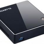 Gigabyte Brix — компактный двухъядерный мини-ПК для сборки
