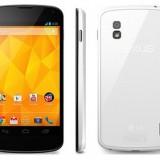 LG Nexus 4 теперь и в белой версии White