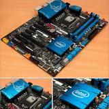 Intel Desktop Board DZ87KLT-75K — флагманская плата под Haswell