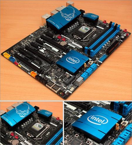 Intel Desktop Board DZ87KLT-75K