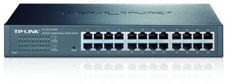 TP-Link TL-SG1024DE и TL-SG2452