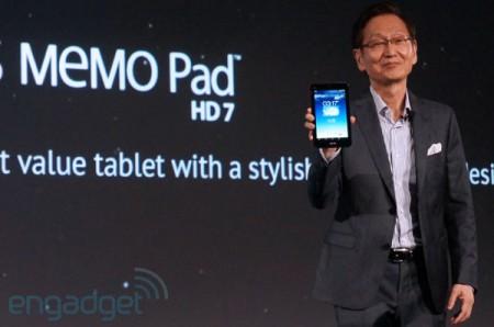 MeMo Pad HD 7
