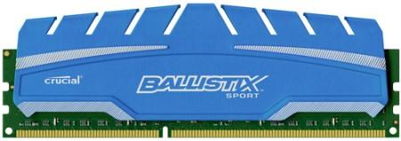 Crucial BallistiX Sport XT DDR3