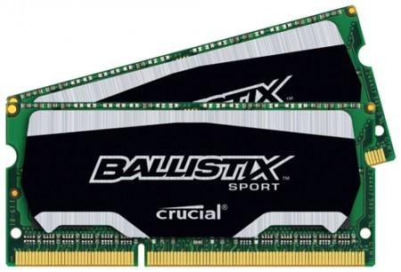 Crucial BallistiX Sport DDR3