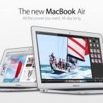 Представлены MacBook Air на платформе Haswell