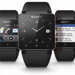 Sony SmartWatch 2 — умные часы с NFC