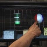TouchMover — прототип сенсорного экрана с тактильной обратной связью