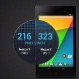 Второе поколение Nexus 7 официально представлено