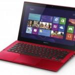 VAIO | red edition — ультрабуки от Sony в красном