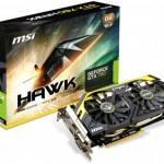 MSI GTX 760 Hawk — фирменная печатная плата и разгон