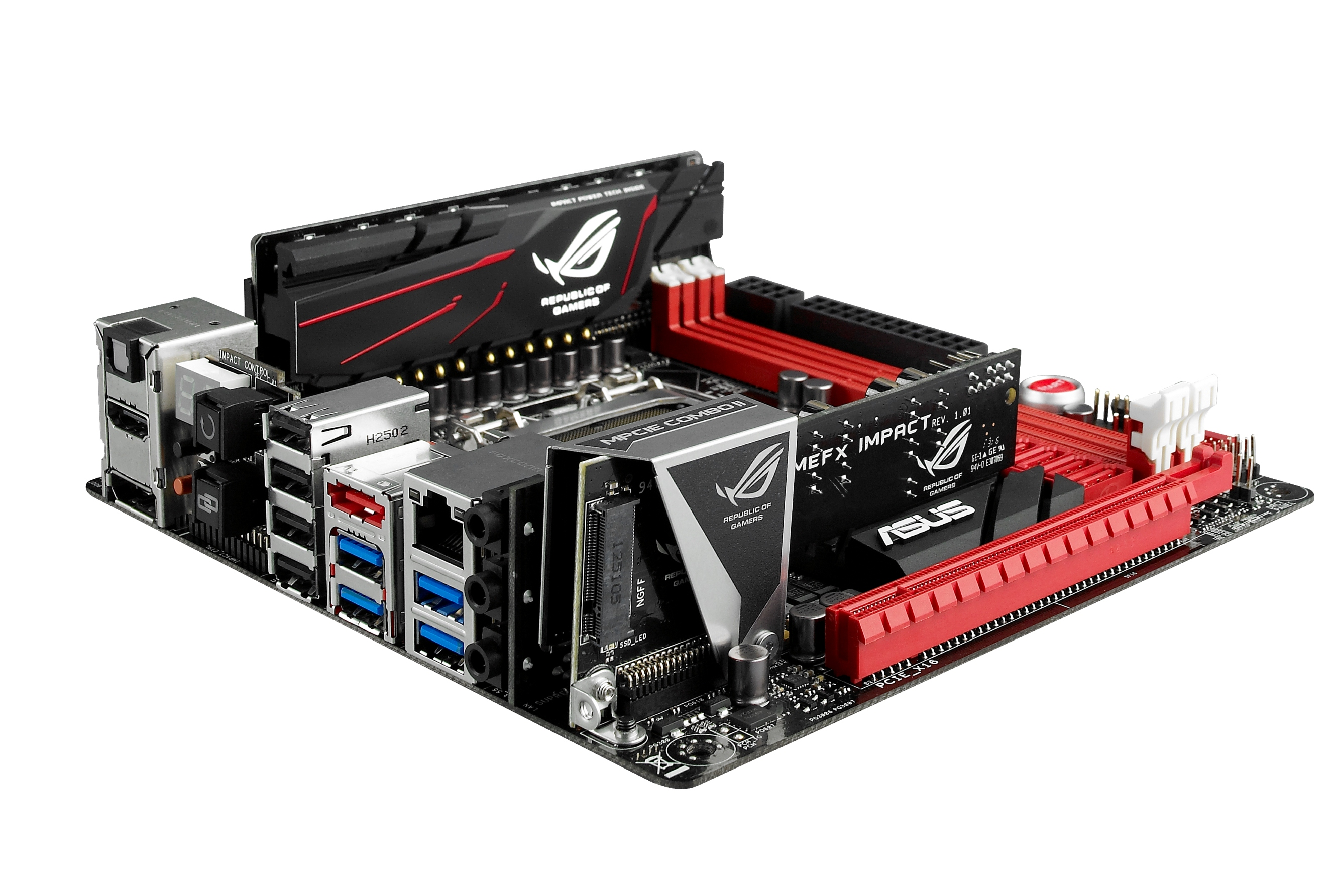 ASUS Republic of Gamers Maximus VI Impact