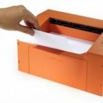 Samsung Clip, Origami и Mate — концепты необычных принтеров