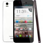 Highscreen Alpha Ice — красивый и вполне производительный смартфон