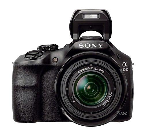 Sony ILC-3000 (A3000)