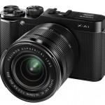 Fujifilm X-A1 — беззеркалка с поддержкой объективов X-Mount