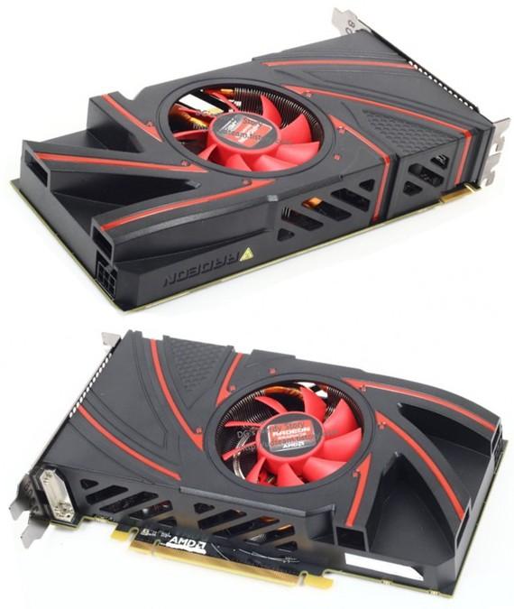 AMD Radeon R9 и R7