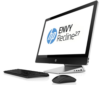HP Envy Recline 27, 23 и 23 SE
