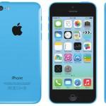 Apple представила iPhone 5C в  пластиковом корпусе разных цветов