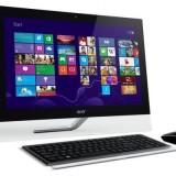 Acer представила три 23-дюймовых моноблока «для дома»