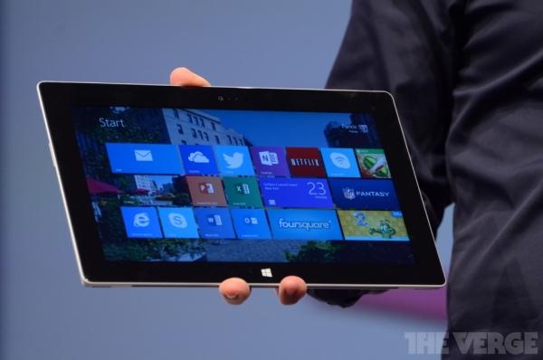 Microsoft Surface 2 и Microsoft Surface Pro 2