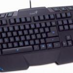 Genius KB-G265 — клавиатура для игроков