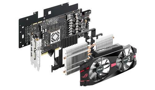 Asus Radeon R9 280X Matrix