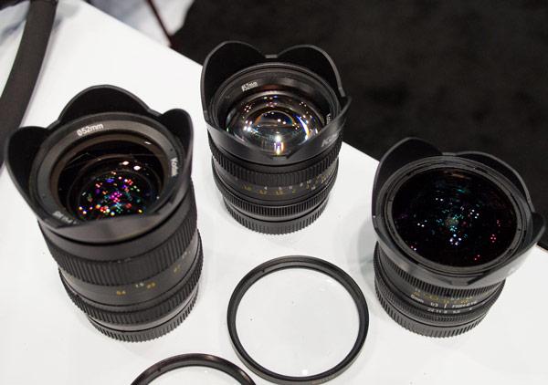 объективы под маркой Kodak