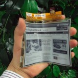 Экран для электронной книги на основе технологии электронной бумаги
