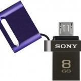 Флешка от Sony с разъемом micro USB