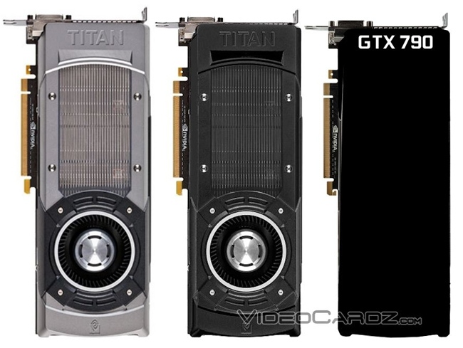 GTX Titan Black Edition и GeForce GTX 790