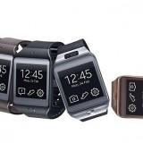 Samsung представила «умные» часы Galaxy Gear второго поколения.