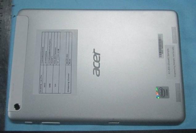 Acer Iconia A1-830 c Intel Atom