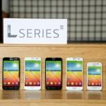 Компанией LG представлены новые смартфоны L40, L70 и L90
