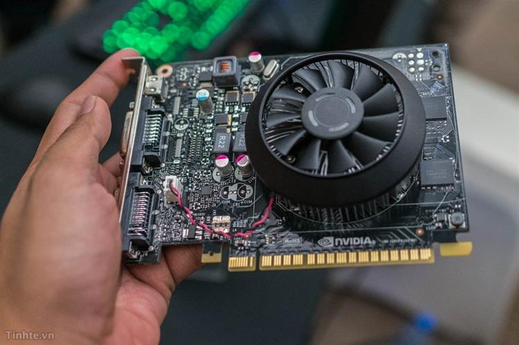 NVIDIA GeForce GTX 750/ GTX 750 Ti
