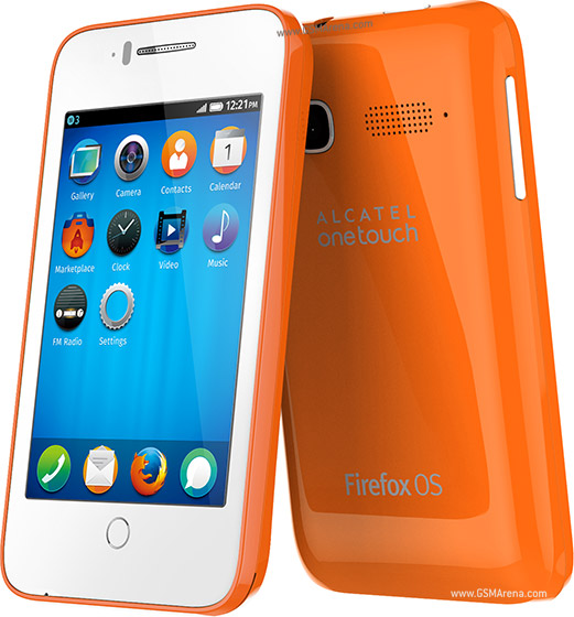 Alcatel OneTouch Fire C, OneTouch Fire E и OneTouch Fire S
