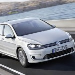Начались продажи электромобиля Volkswagen e-Golf