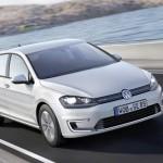 Начались продажи электромобиля Volkswagen e-Golf