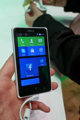 Состоялся официальный анонс первых Android-смартфонов от Nokia