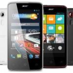 Acer представила Liquid Z4 и Liquid E3