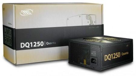 Компания DeepCool представляет свой новый блок питания DQ1250