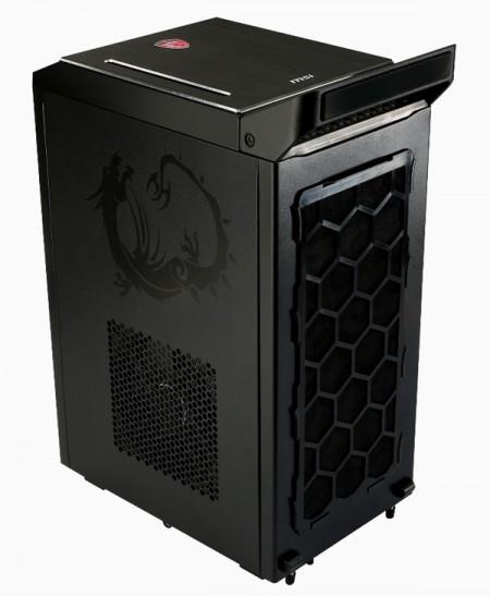 MSI представила игровую barebone-систему Nightblade