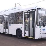 Новый газомоторный автобус НЕФАЗ 52994-40-51