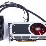 AMD представила двухчиповую Radeon R9 295X2