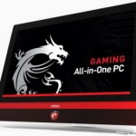 Компания MSI выпустит новый игровой моноблок AG270