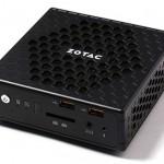 Компания Zotac презентовала модельную линейку новых настольных мини-компьютеров Zbox nano C