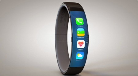 iWatch-Launching-in-October-with-iOS-8-and-Curved-Display-Report