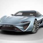 Электрокар Quant e-Sportlimousine одобрен для европейских дорог