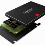 Трехмерная компоновка нового SSD 850 PRO от Samsung